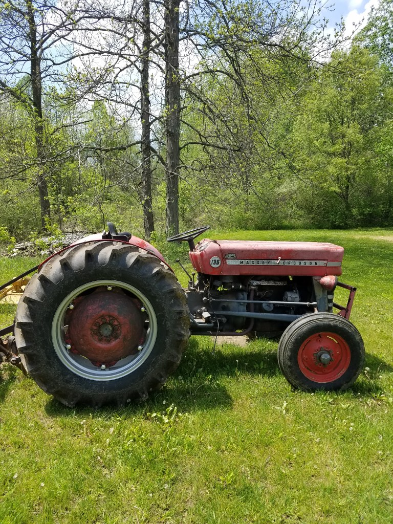 Massey Ferguson Tractor & attachments