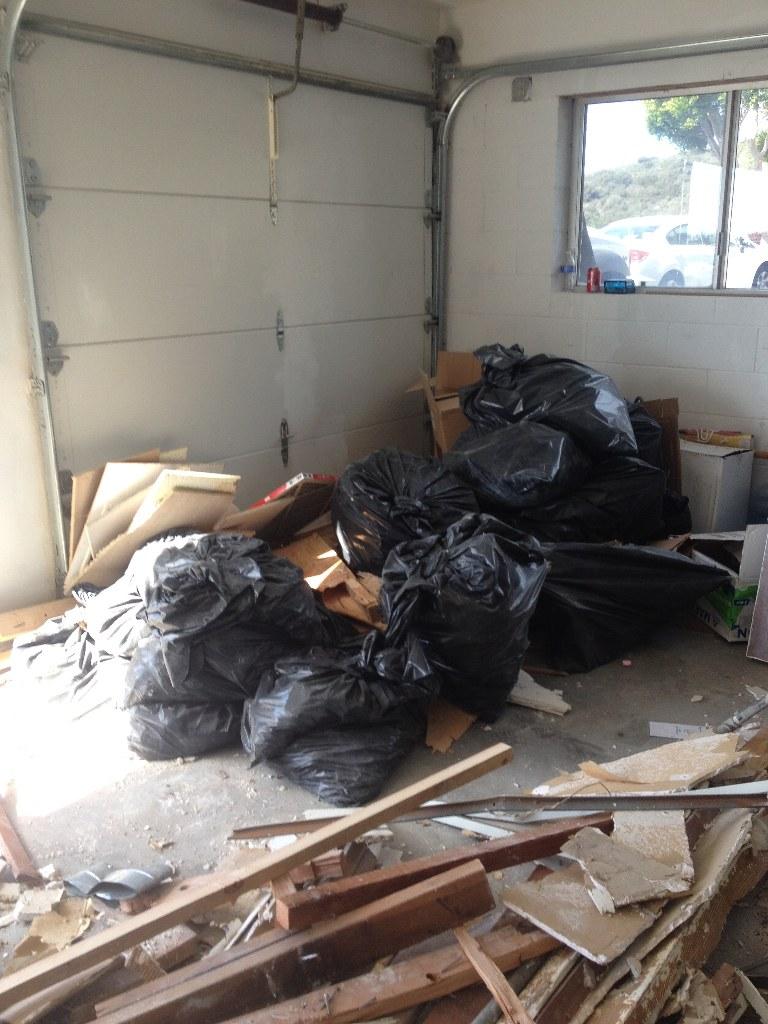 I dream of junk / furniture removal