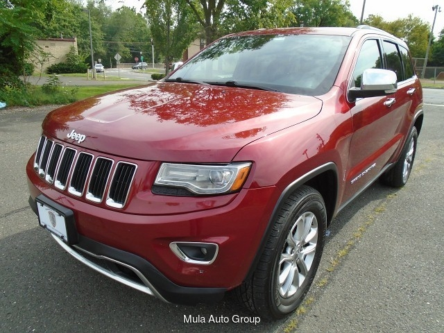 2014 Jeep Grand Cherokee Limited 4WD 5-Speed Automatic
