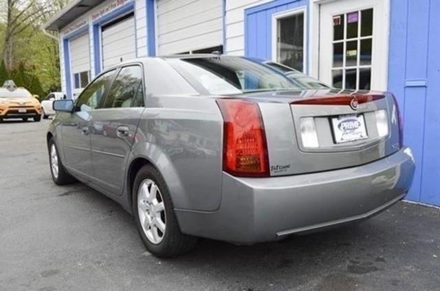 2005 Cadillac CTS Base 3.6 4dr Sedan