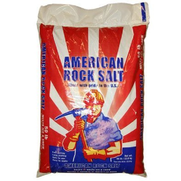 ROCK SALT / ROCKSALT PALLETS & BAGS PICKUP TO 11:00PM DAILY & DELIVERY (Exit 9 NJ TURNPIKE)
