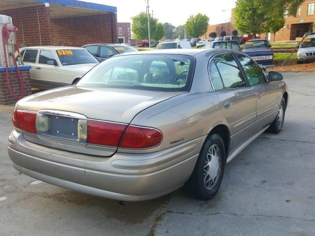 2000 Buick LeSabre 4dr Sdn Custom