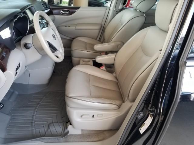 2013 Nissan Quest 4dr S