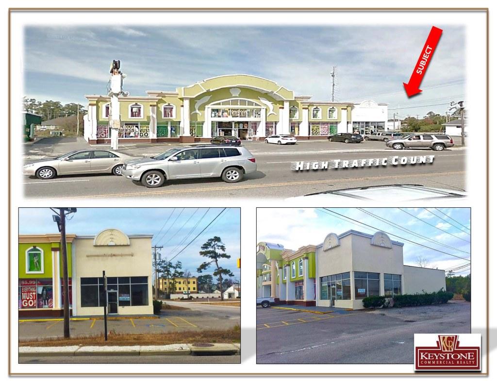 115 North Kings Highway, North Myrtle Beach, SC. 29582