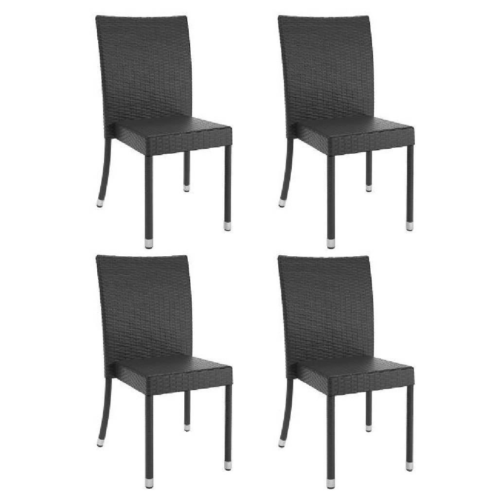 Dining Chairs- Charcoal