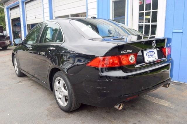2005 Acura TSX Base 4dr Sedan