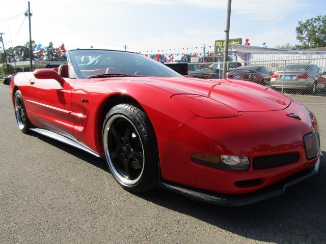 1998 Chevrolet Corvette 2dr Convertible