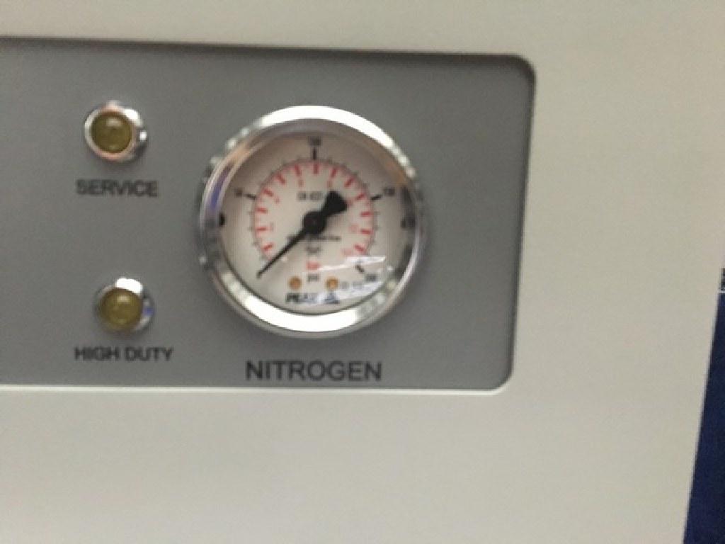 2014 Peak Scientific Nitrogen Generator 1050 RTR#7034156-01