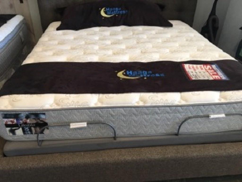 King size mattress and boxspring set