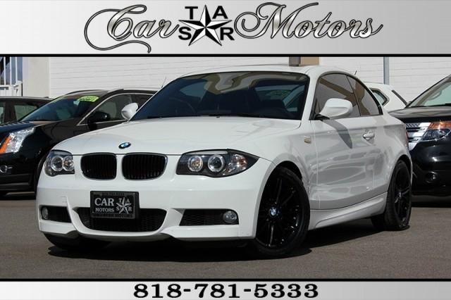2011 BMW 1-Series 128i 2dr Cpe 128i SULEV