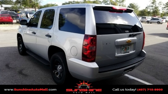 2012 Chevrolet Tahoe 2WD 4dr 1500 Commercial