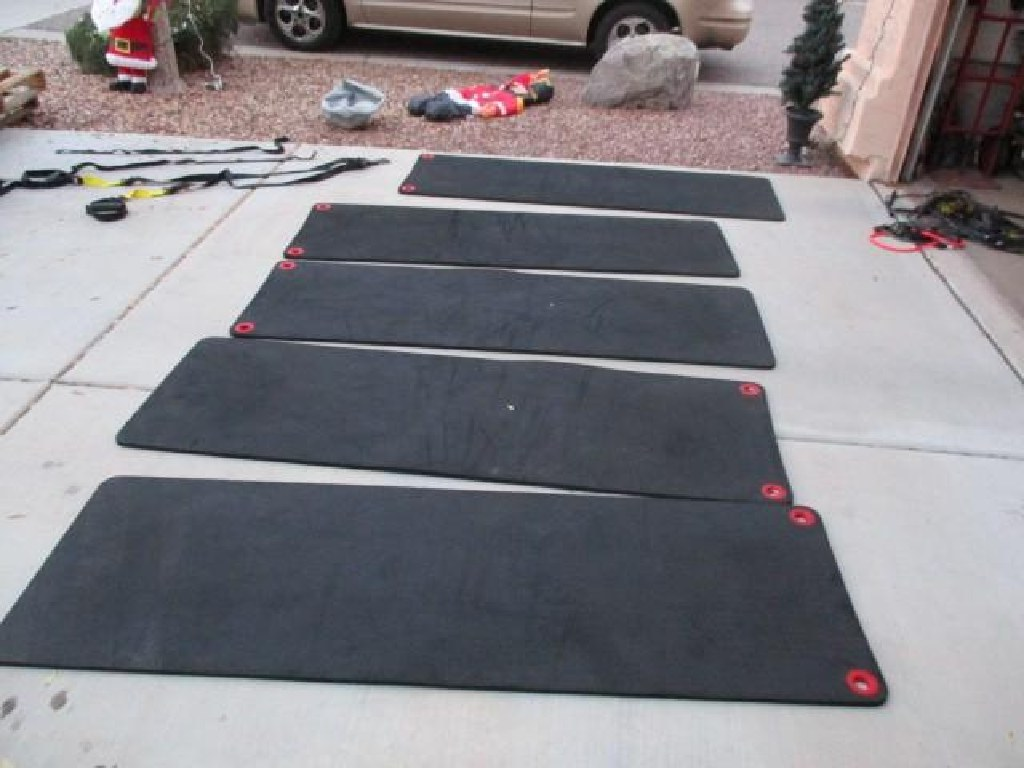 Lot of Fitness Equipment to Include RTR# 7011060-07