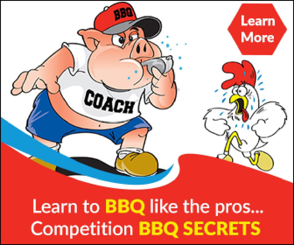 LEARN THE SECRETS OF THE PITMASTERS