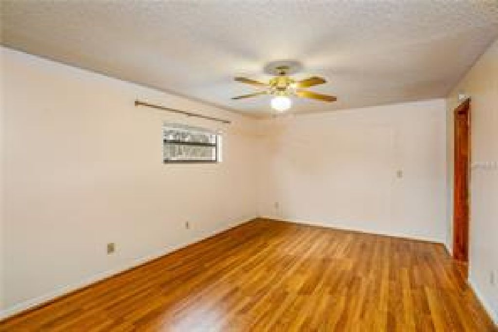 Large living room and dining room just off kitchen, family room
