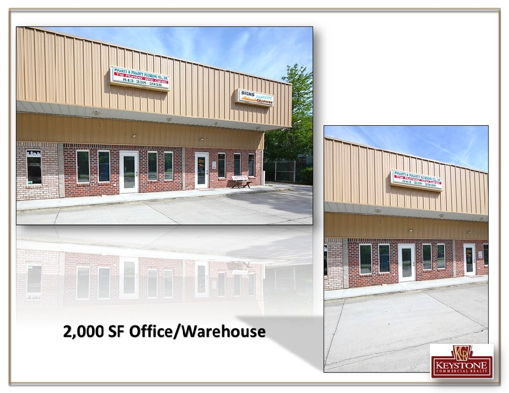 Caropines Unit F-2,000SF Office/Warehouse-For Sale-Myrtle Beach