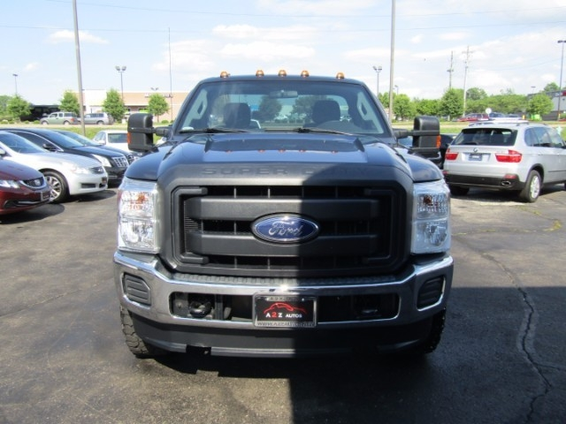 2015 Ford F-350 SD XLT 4WD