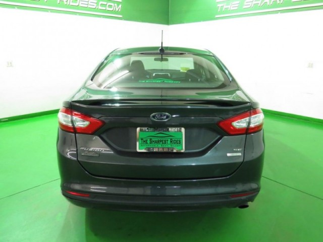 2015 Ford Fusion SE 1-Owner-CarFax!