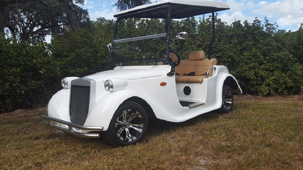 Golf Carts By Crown Carts New Electric Carts Near The Villages
