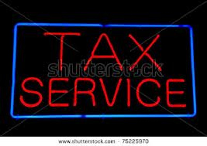 TAX SERVICE (DO YOU NEED TO FILE D-30...