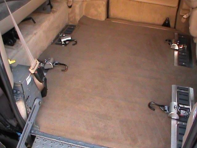 1997 Dodge Grand Caravan BraunAbility Wheelchair Van