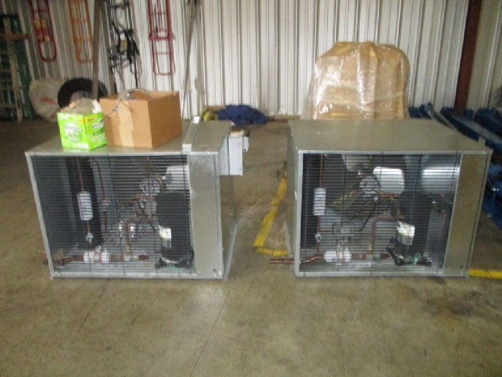 Dual Fan Walk-In Display Cooler RTR#7083516-01