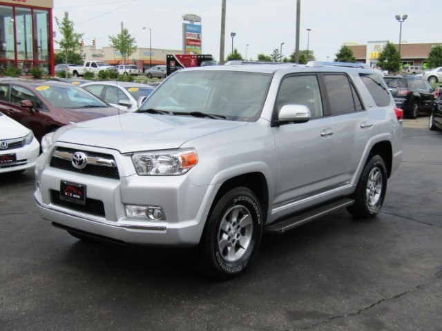 2011 Toyota 4Runner SR5 4WD