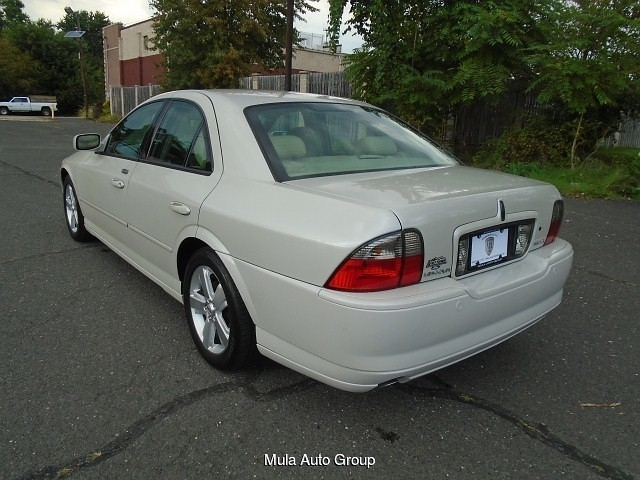 2006 Lincoln LS V8 Ultimate 5-Speed Automatic