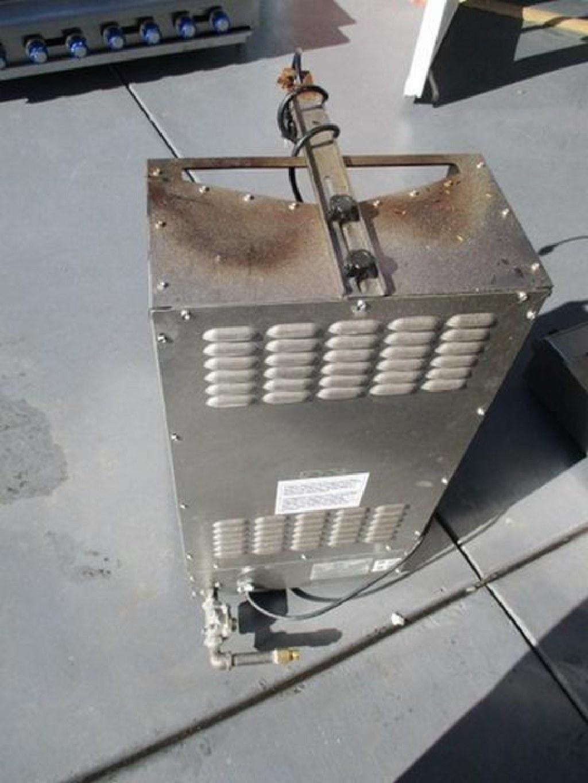 Vertical Broiler W/Infrared Burner, 30,000BTUs RTR#6111581-04-05