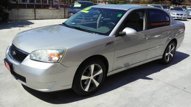 2007 Chevrolet Malibu 4dr Sdn LT w/2LT