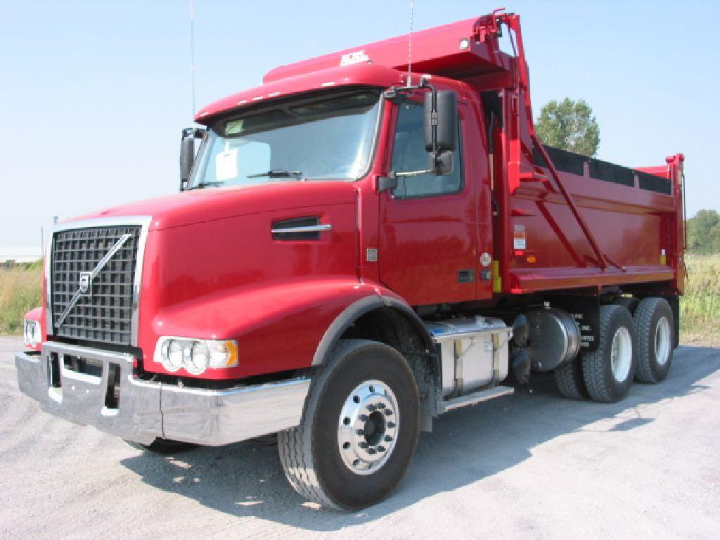Need to finance a dump truck?