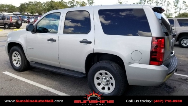 2011 Chevrolet Tahoe 4WD 4dr 1500 Commercial