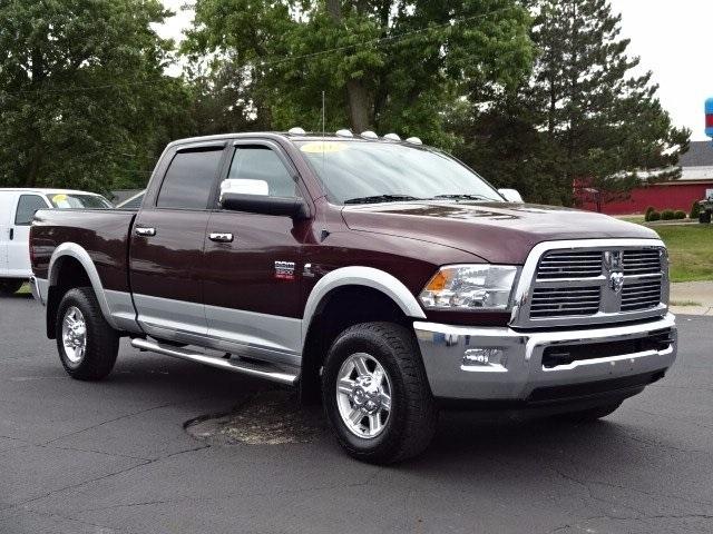 2012 Ram 2500 Laramie