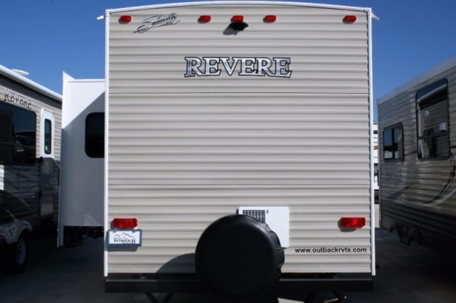 2018 Shasta Revere 28BH