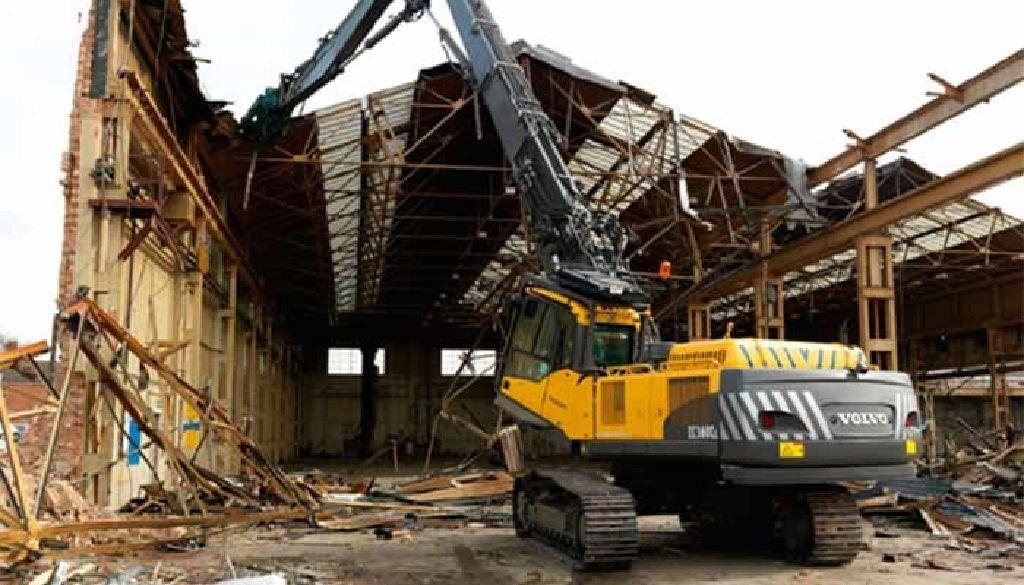 Shed Demolition / Outbuilding Demolition / Barn Demo