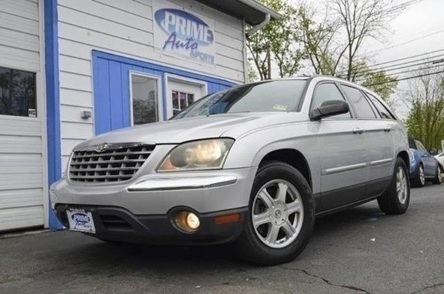 2004 Chrysler Pacifica Base AWD 4dr Wagon