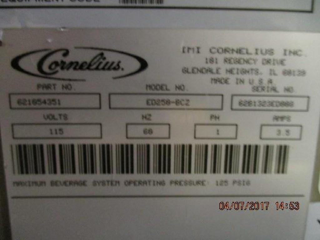8 Head Soda Fountain Package RTR#7033418-04