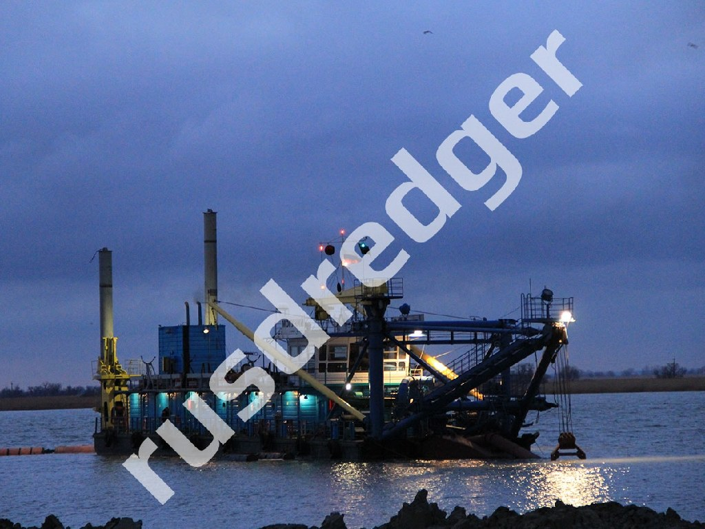 Dredger 4000 by URAL HYDROMECHANICAL PLANT, CJSC