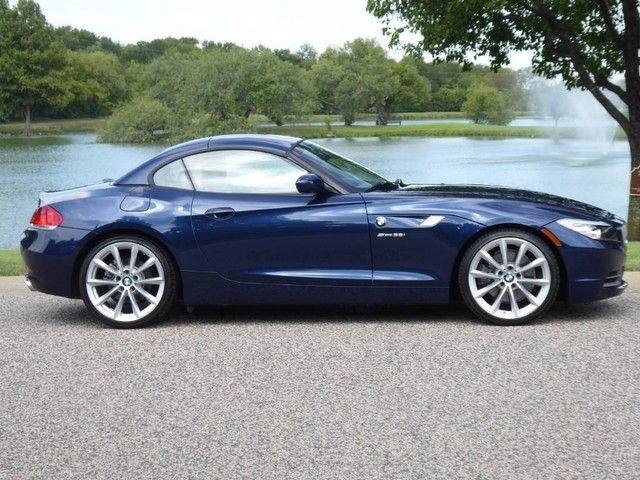 2010 BMW Z4 sDrive35i ROADSTER LIKE NEW NAVIGATION, HEATED SEATS, BLUETOOTH, COMFORT ACCES
