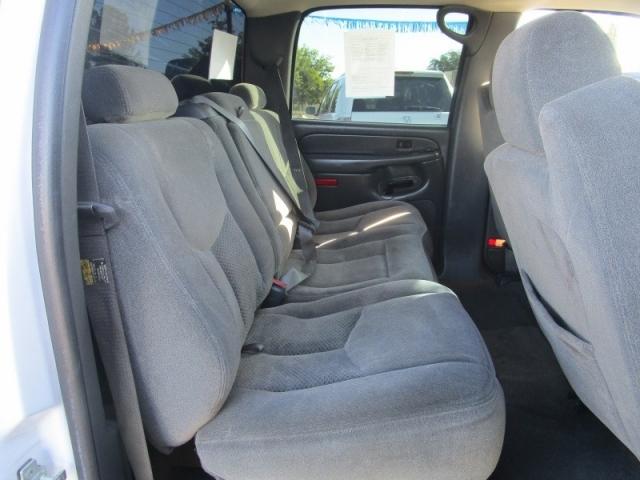 2006 Chevrolet Silverado 1500 Crew Cab 143.5