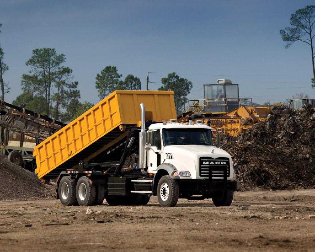 Contact us for dump truck & heavy equipment financing