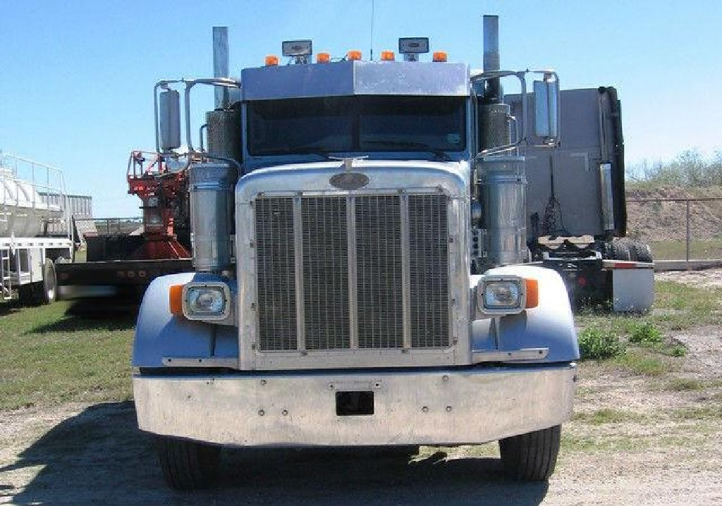 2007 Peterbilt 379 Sleeper RTR#7023297-01