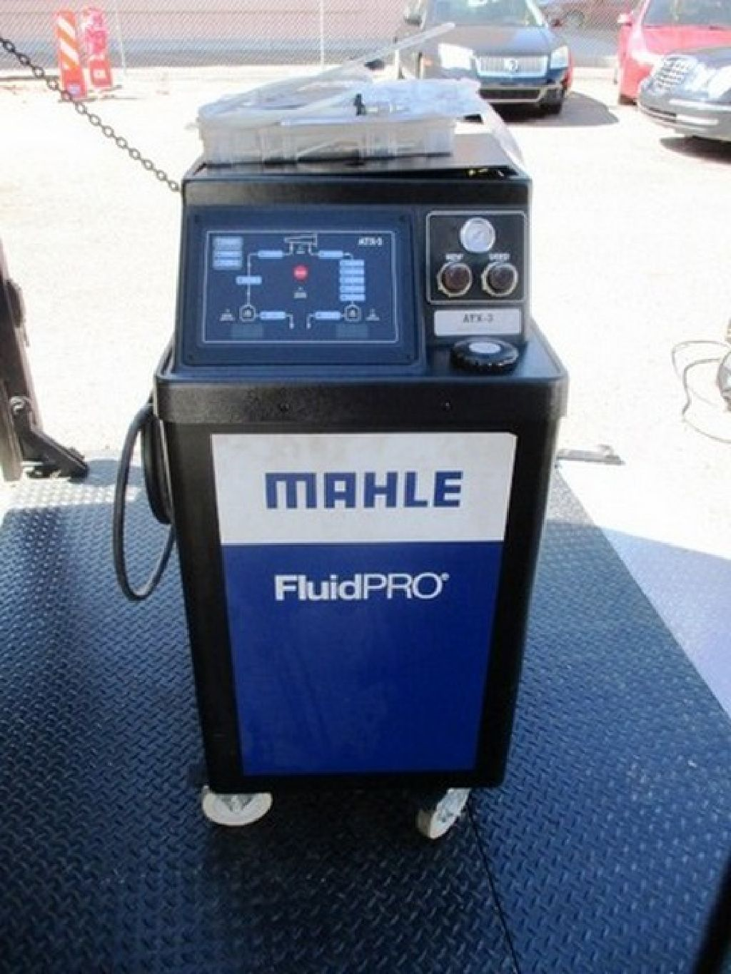 2015 Mahle Automatic Transmission Exchanger RTR#7081031-04