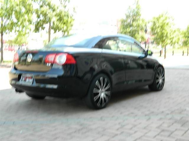 2007 Volkswagen Eos VR6