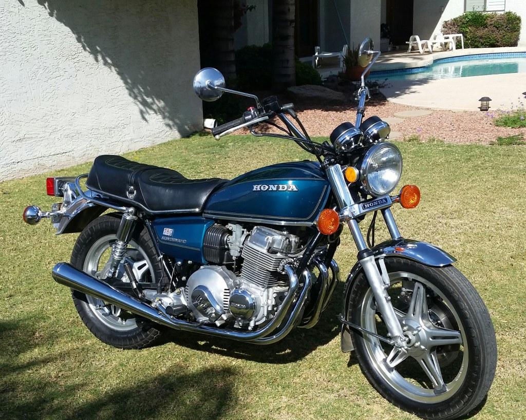 996 Original LOW MILES! 1978 Honda CB750 A
