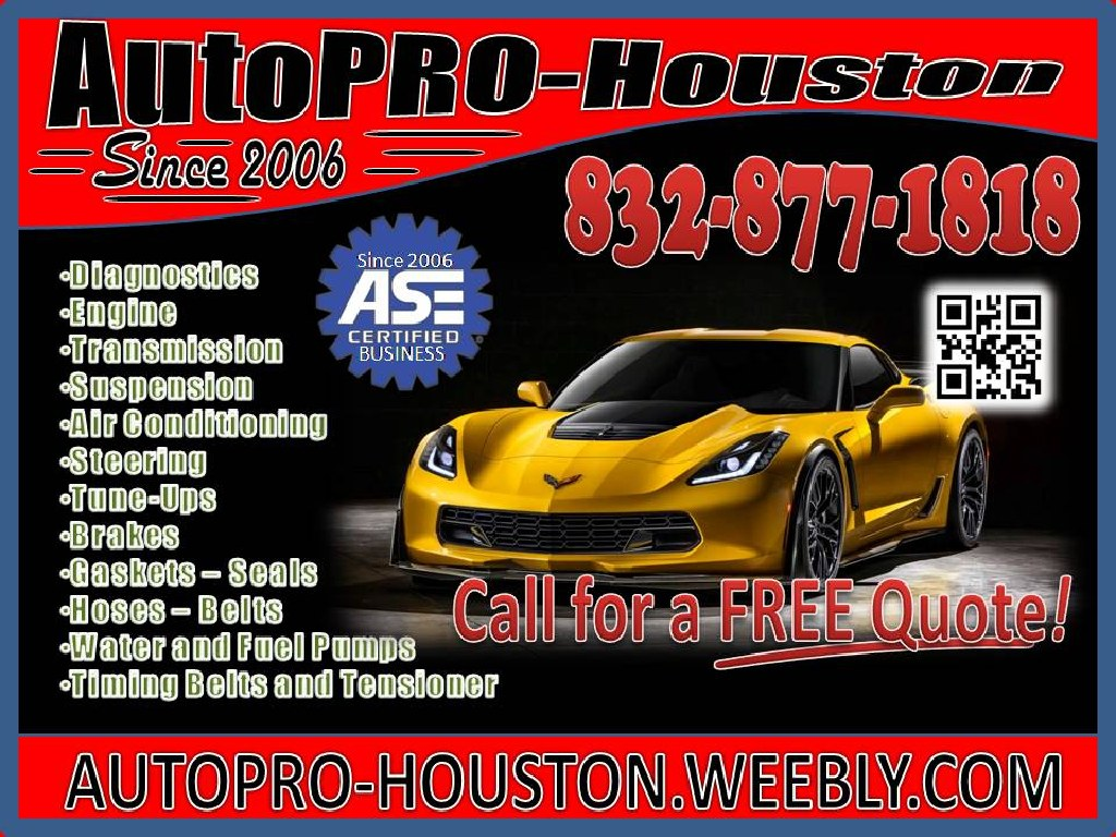 Electrical   A/C   Engine   Transmission   Diagnosis and Repair