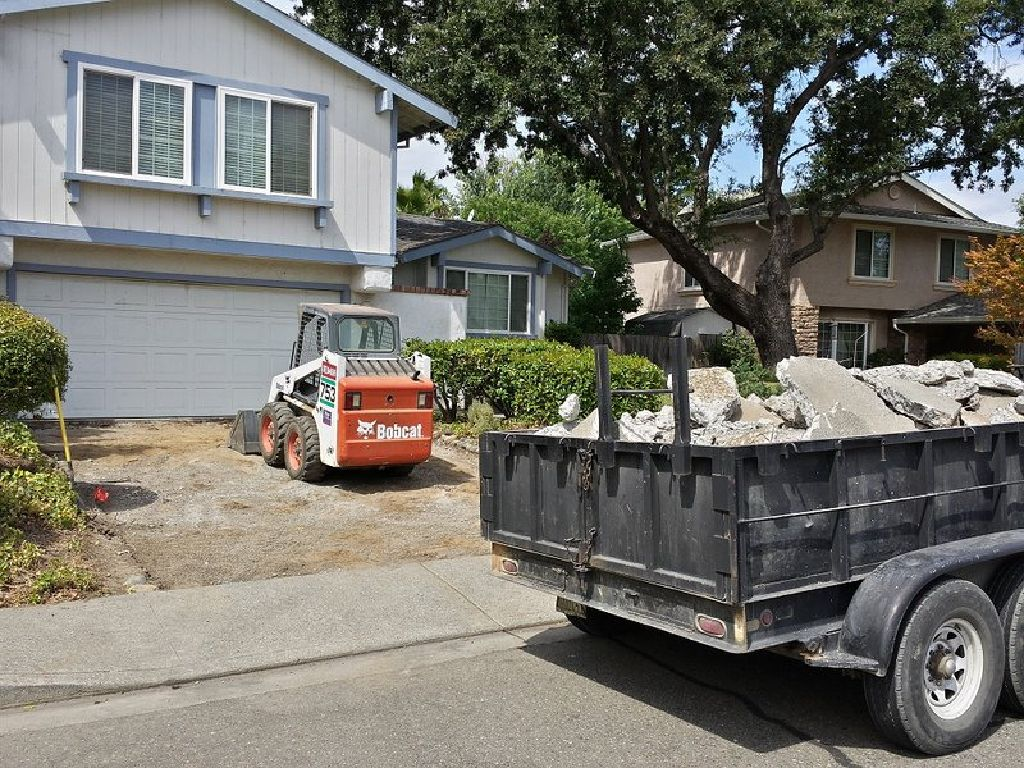 Hauling Services - Removal, Demo, Cleanup, Transport