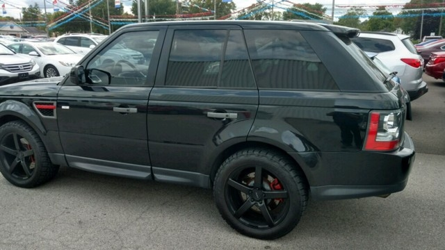 2010 Land Rover Range Rover Sport HSE 4x4 4dr SUV