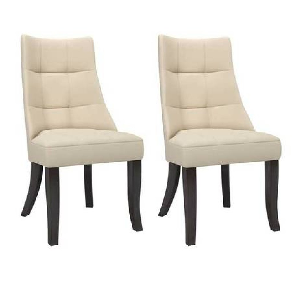 Dining Chairs- Cream