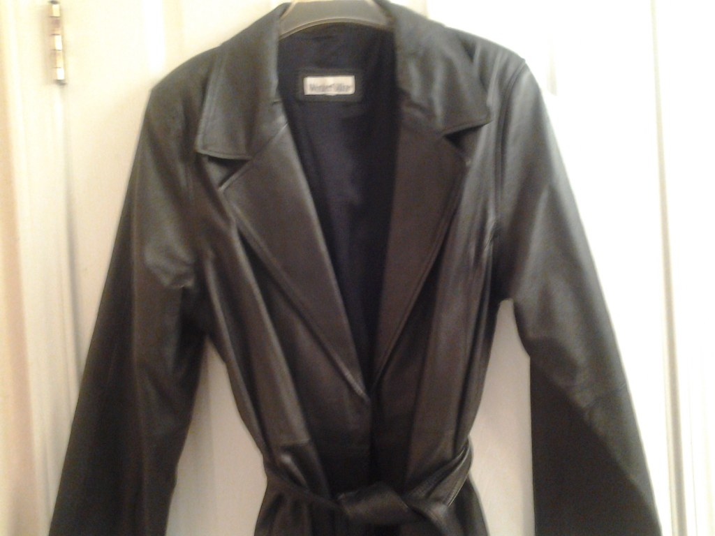 Leather Womans Jacket