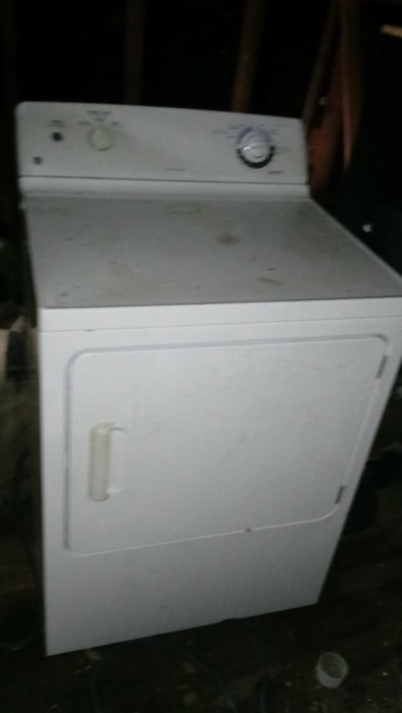 GE dryer for sale
